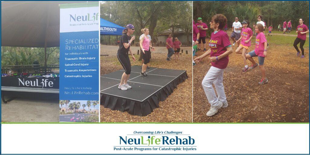 Brain Walk Collage 1024x512 - NeuLife Participates in Walk About Brain Injuries