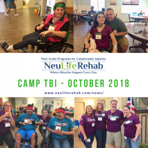 3 300x300 - NeuLife Rehab hosts Camp TBI